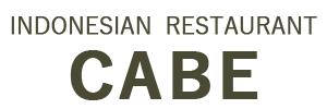 Restoran Indonesia CABE